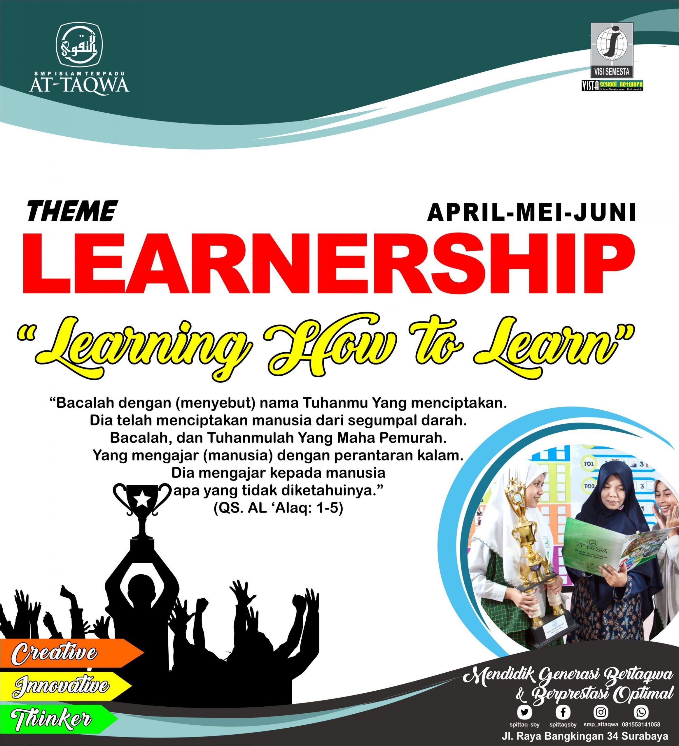 TERM KE-4 LEARNERSHIP