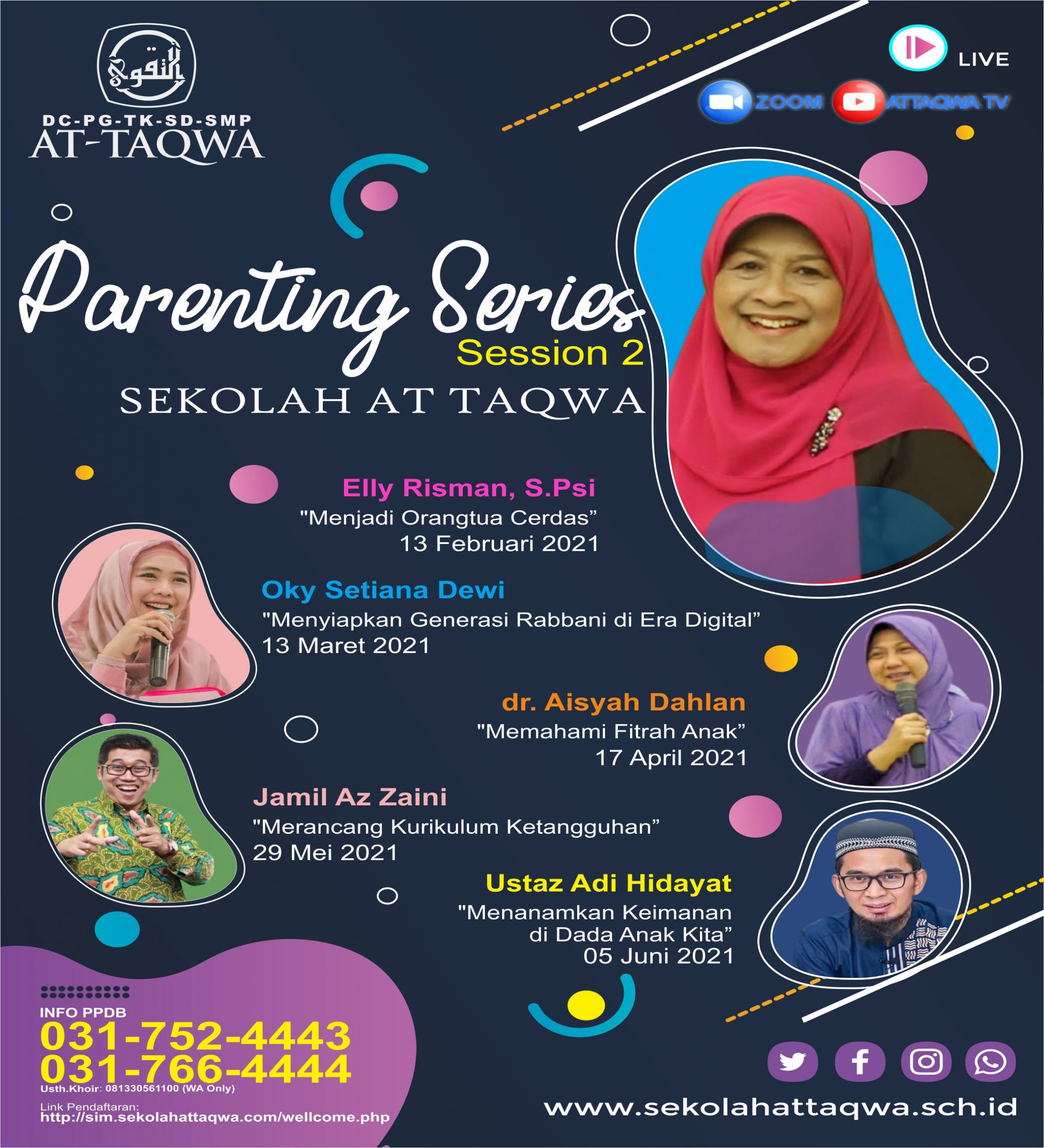 PARENTING SERIES Session 2